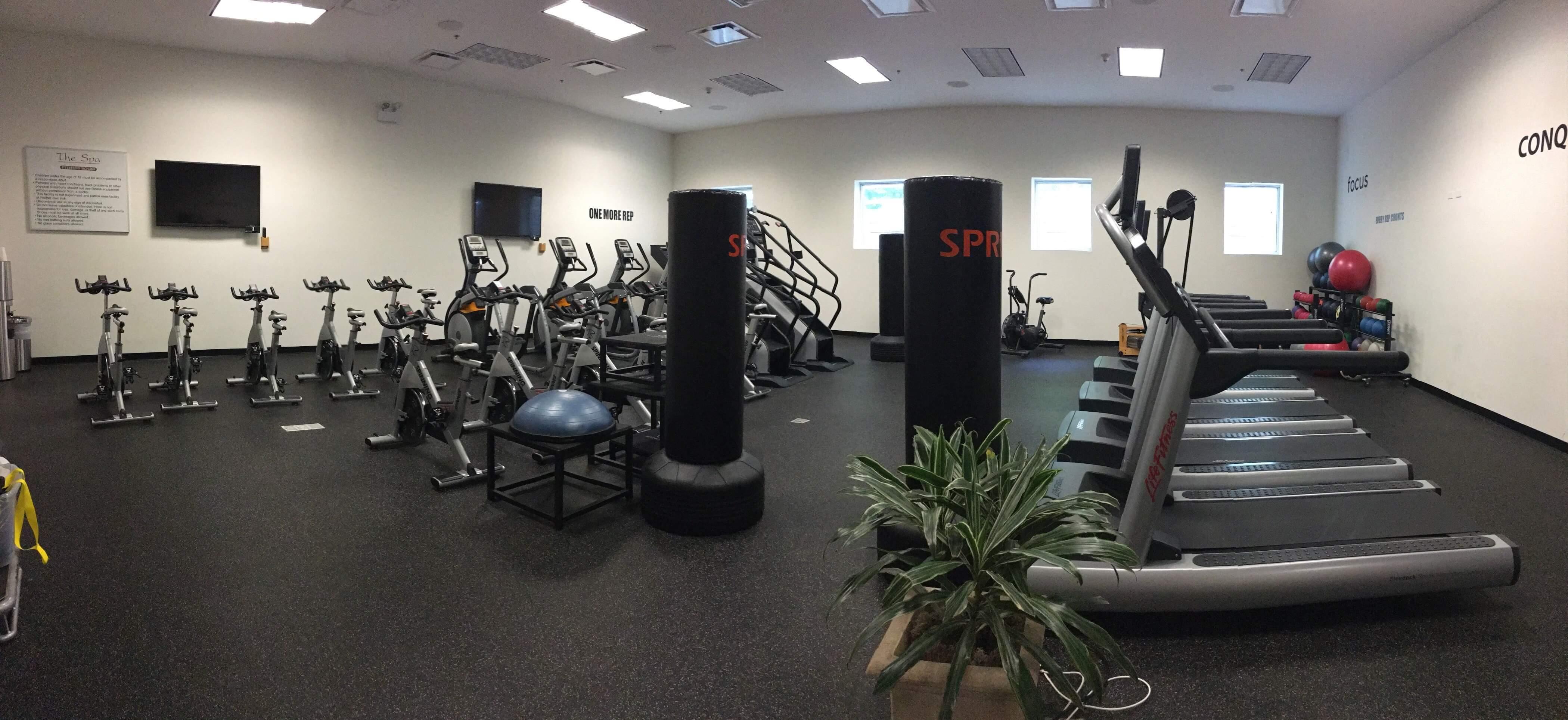 Weight loss training Room