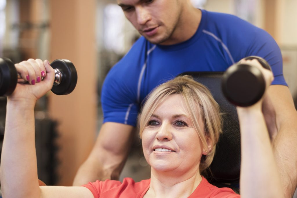 Fitness camp for Women
